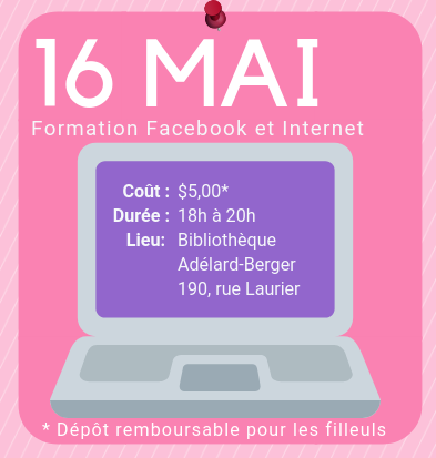 Formation Facebook et Internet